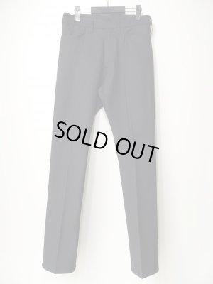 画像1: 【CLAMP】Sta Prest Pants-ブラック